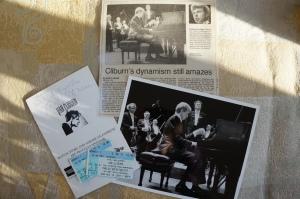 Music - Van Cliburn 1