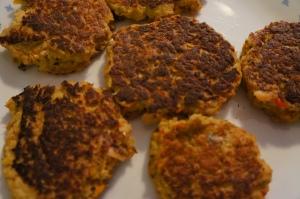 Food - Salmon Cakes 2