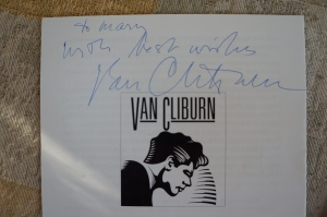 Music - Van Cliburn 2