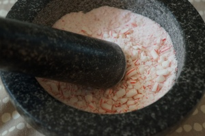 Food - Marble Mortar and Pestle