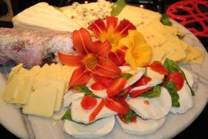 Food - Marble Platter
