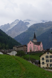 Travel - TMB Trient, Switzerland