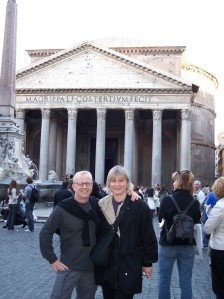 Travel - Rome Pantheon 1
