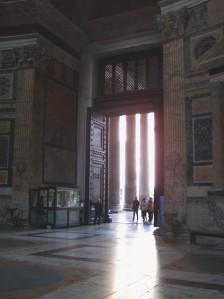 Travel - Rome Pantheon 2