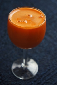 Food - Carrot Juice