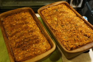 Food - Lentil Loaf 4