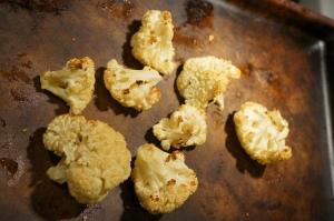 Food - Roasted cauliflower