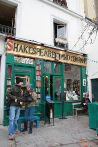 Travel - Shakespeare 1
