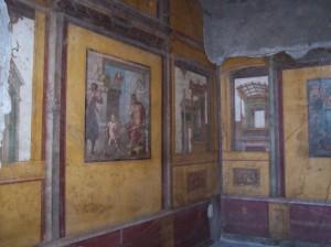 284 pompeii frescos