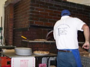 Travel - Naples pizza oven
