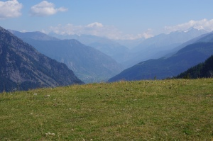 Travel - TMB Courmayeur 1