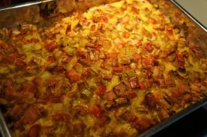 Food - Rhubarb Squares 3