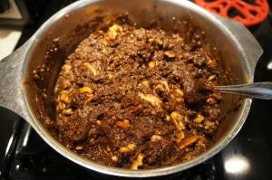 Food - Wheatless Brownies 5