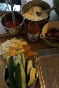 Food - Zucchini lasagna 1