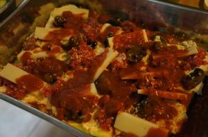 Food - Zucchini lasagna 2