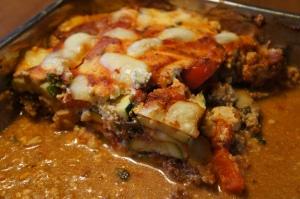 Food - Zucchini lasagna 4