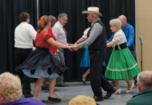 Poetry - Square Dancers