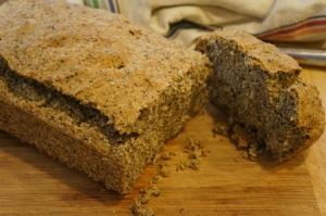 Food - Wheatless Bread Again 2