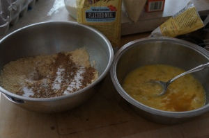 Food - Wheat free bread 1