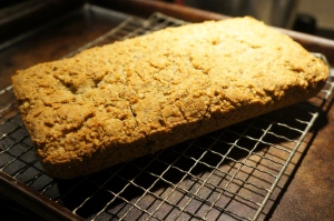 Food - Wheat free bread 2