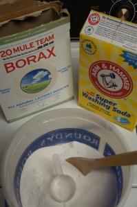 Health - Homemade Wash Machine Soap