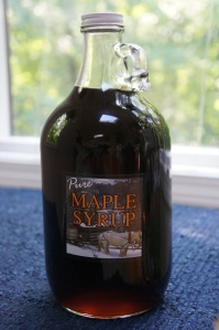 Food - Maple Syrup