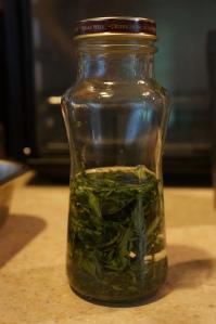 Food - Homemade Stevia Extract