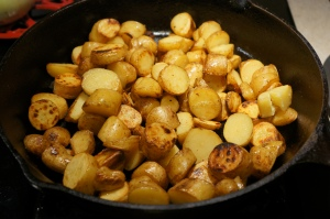 Food - Farmer's Market Potatoes 2