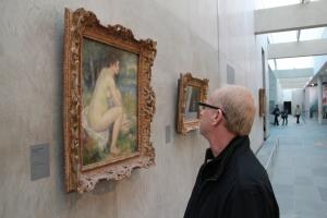 Paris - Musée de l'Orangerie basement 1