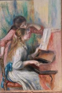 Paris - Musée de l'Orangerie basement 2