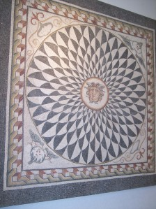 34 mosaic geometric
