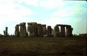 Travel - Stonehenge