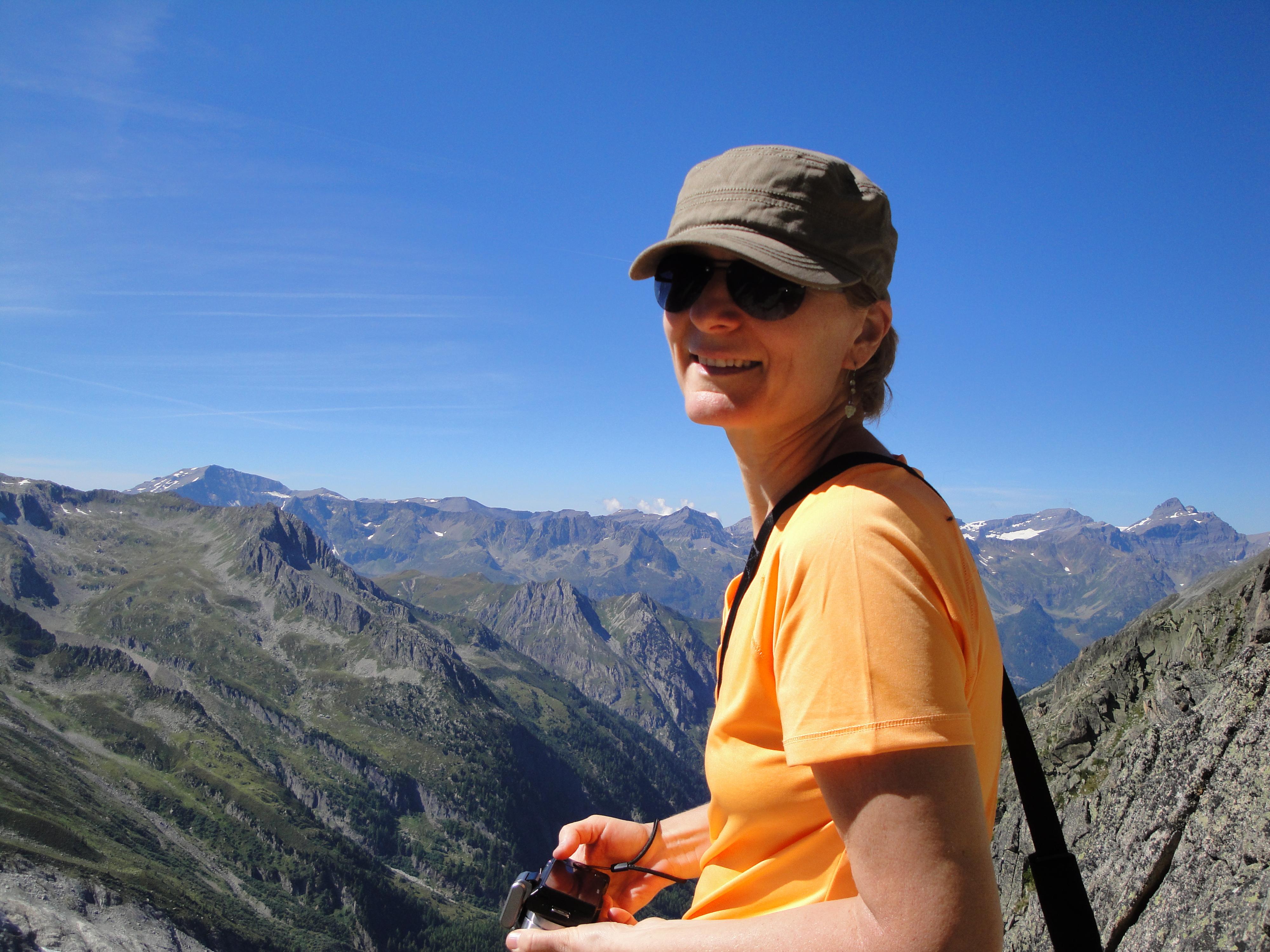 Tour du mont blanc fenetre d arpette at last lavish for Fenetre d arpette