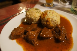 Travel - Hungarian Goulash