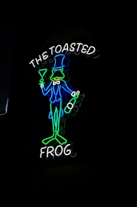 Restaurants - Toasted Frog 1