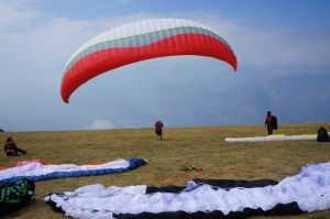 Travel - Paragliding 1