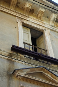Photography - Decaying Villa 1