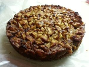 Food - Apple Cake 3