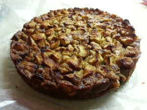 Food - Apple Cake 3