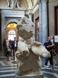 Travel - Rome Torso