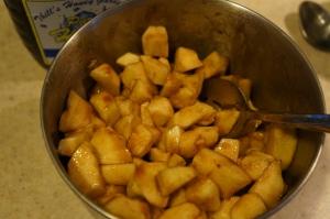 Food - Apple Cake 1