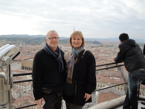 Travel - Atop the Duomo