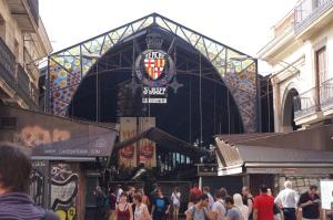 Spain la boqueria